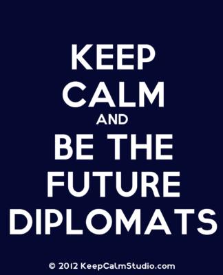 future diplomat